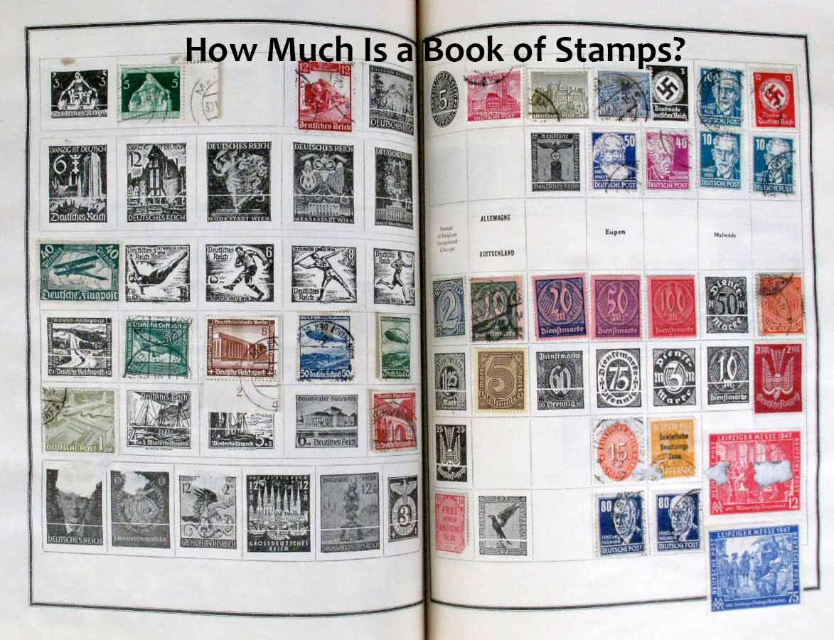 how much are normal stamps