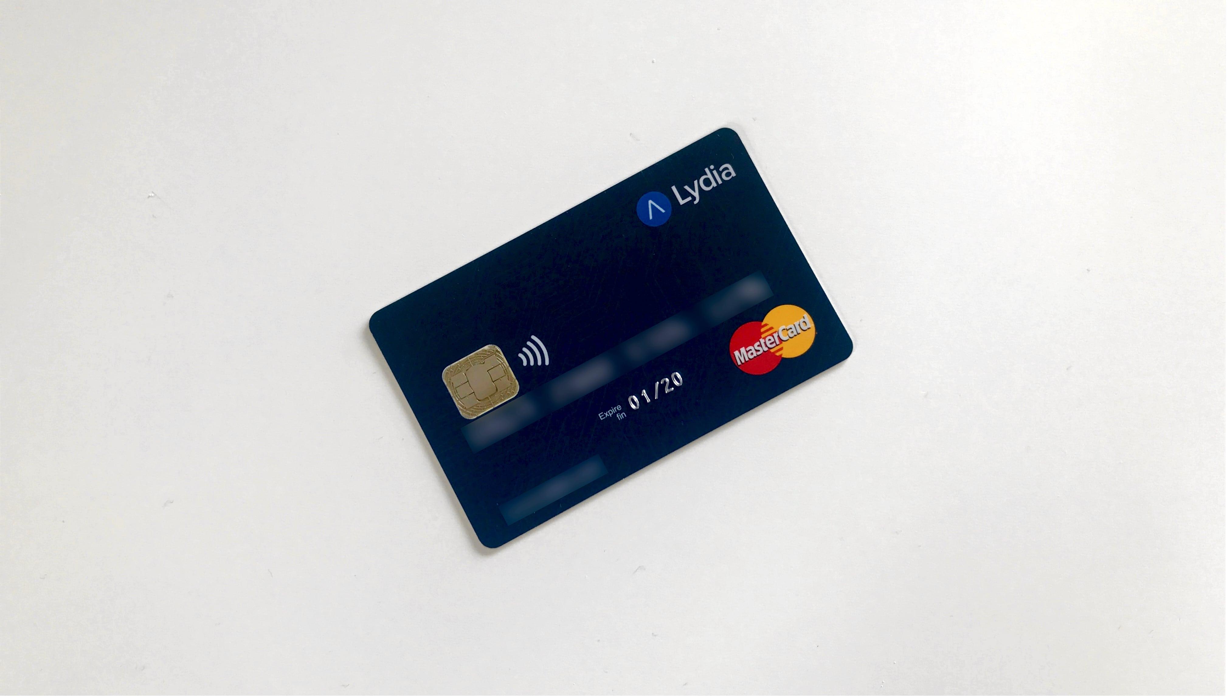 Carte Bancaire Prepayee Lydia.Test De Lydia Le Paiement Mobile A La Francaise