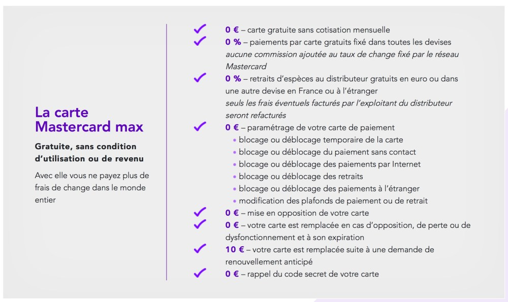 max-1 💳 MAX, LA NÉO-BANQUE FRANÇAISE: PARLONS-EN !