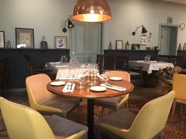 restaurants budapest castle district