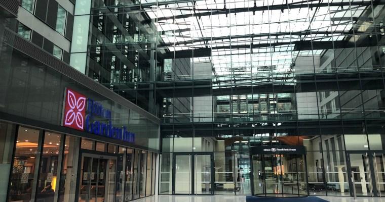 Hilton Garden Inn The Squaire Frankfurt Airport