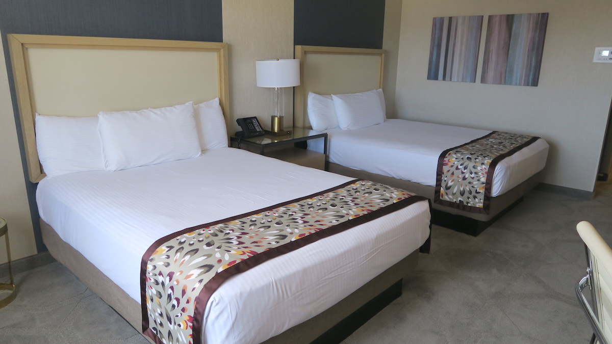 Sam's Town Hotel & Gambling Hall Updated Room Tour