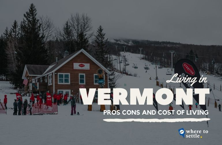 Cost of Living in Vermont