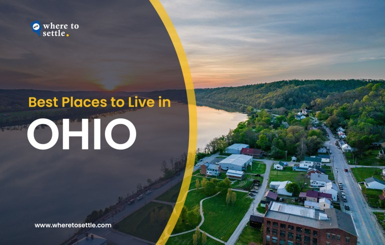 Best Places to Live in Ohio