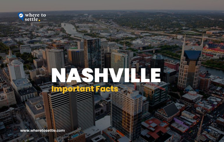 Important Facts About Nashville