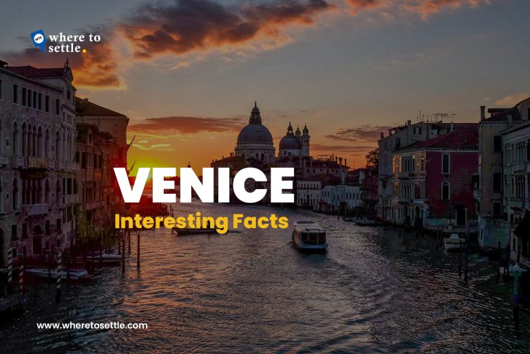 Facts of Venice
