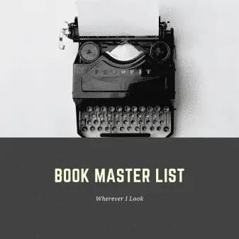 Book Master List