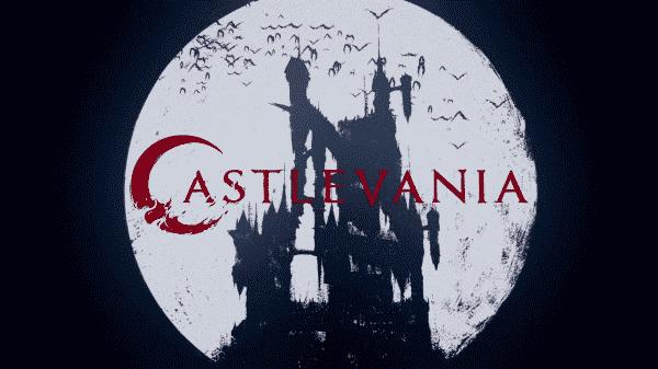 Castlevania title card