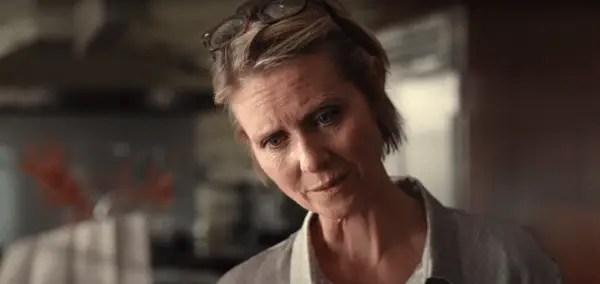 Judith (Cynthia Nixon) in The Only Living Boy in New York