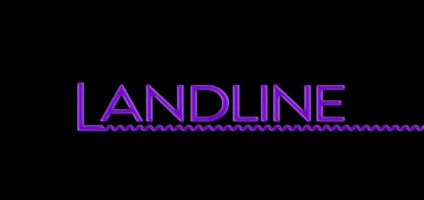 Landline Title Card