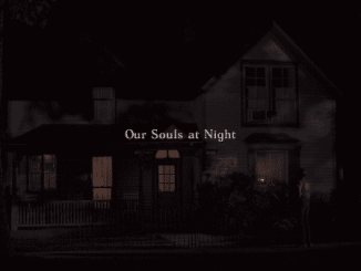 Our Souls At Night Title Card
