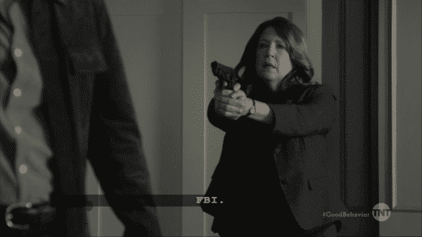 Good Behavior Season 2 Episode 3 Because I'm Mrs. Clause - Ann Dowd