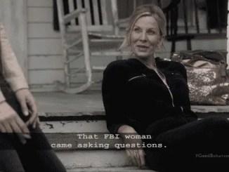 Good Behavior Season 2 Episode 3 Because I'm Mrs. Clause - Lusia Strus