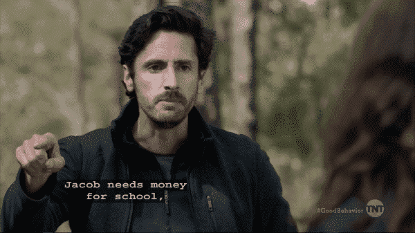 Javier, due to being unable to do anything about Silk, and not being able to be there for his nieces, at least wants to be able to do something for Jacob.