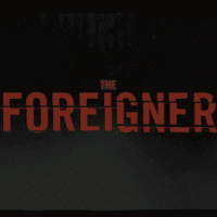 The Foreigner - Title Card
