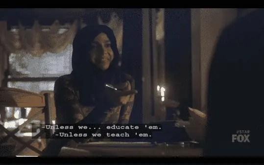 Star Season 2 Episode 6 Faking It - Soraya