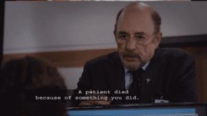 The Good Doctor Season 1 Episode 7 22 Steps - Dr. Glassman