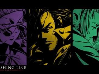Garo - Vanishing Line Season 1 Episode 12 Family - Title Card