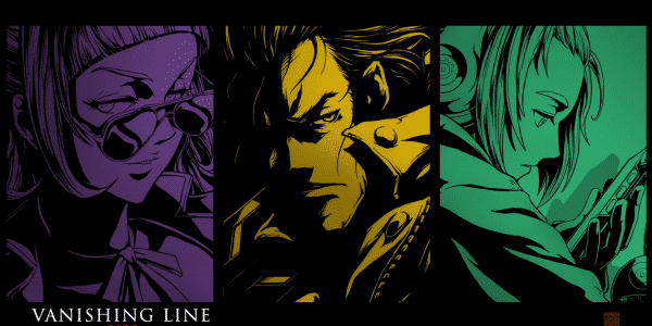 Garo - Vanishing Line Season 1 Episode 12 Family - Title Card