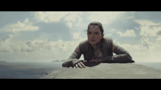Star Wars Episode VIII The Last Jedi - Daisy Ridley - Rey