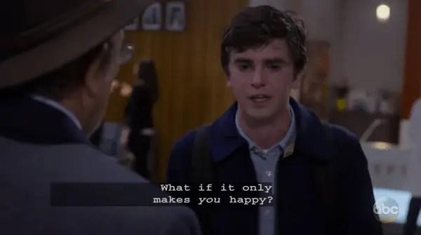 The Good Doctor Season 1 Episode 10 Sacrifice [Mid-Season Finale] - Shaun