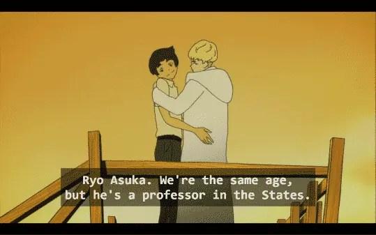 Devilman Crybaby Season 1 Episode 1 I Need You [Series Premiere] - Akira and Ryo