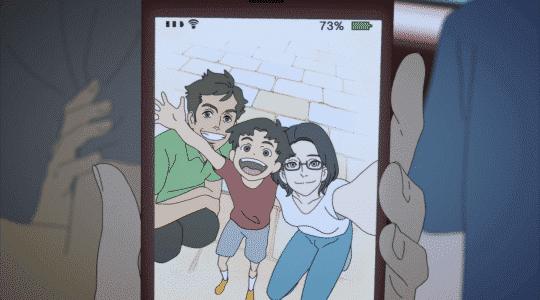 Devilman Crybaby - Akira's family