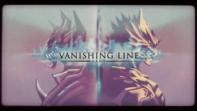 Garo - Vanishing Line Season 1 Episode 13 God's Will - Title Card