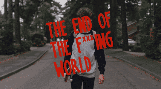 The End of the Fing World Season 1 Episode 1 [Series Premiere] - Title Card