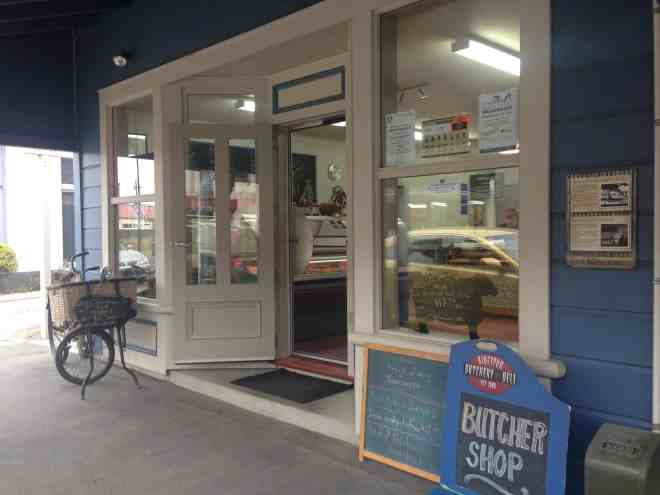 Jan's butcher shop - Bluespur Butchery
