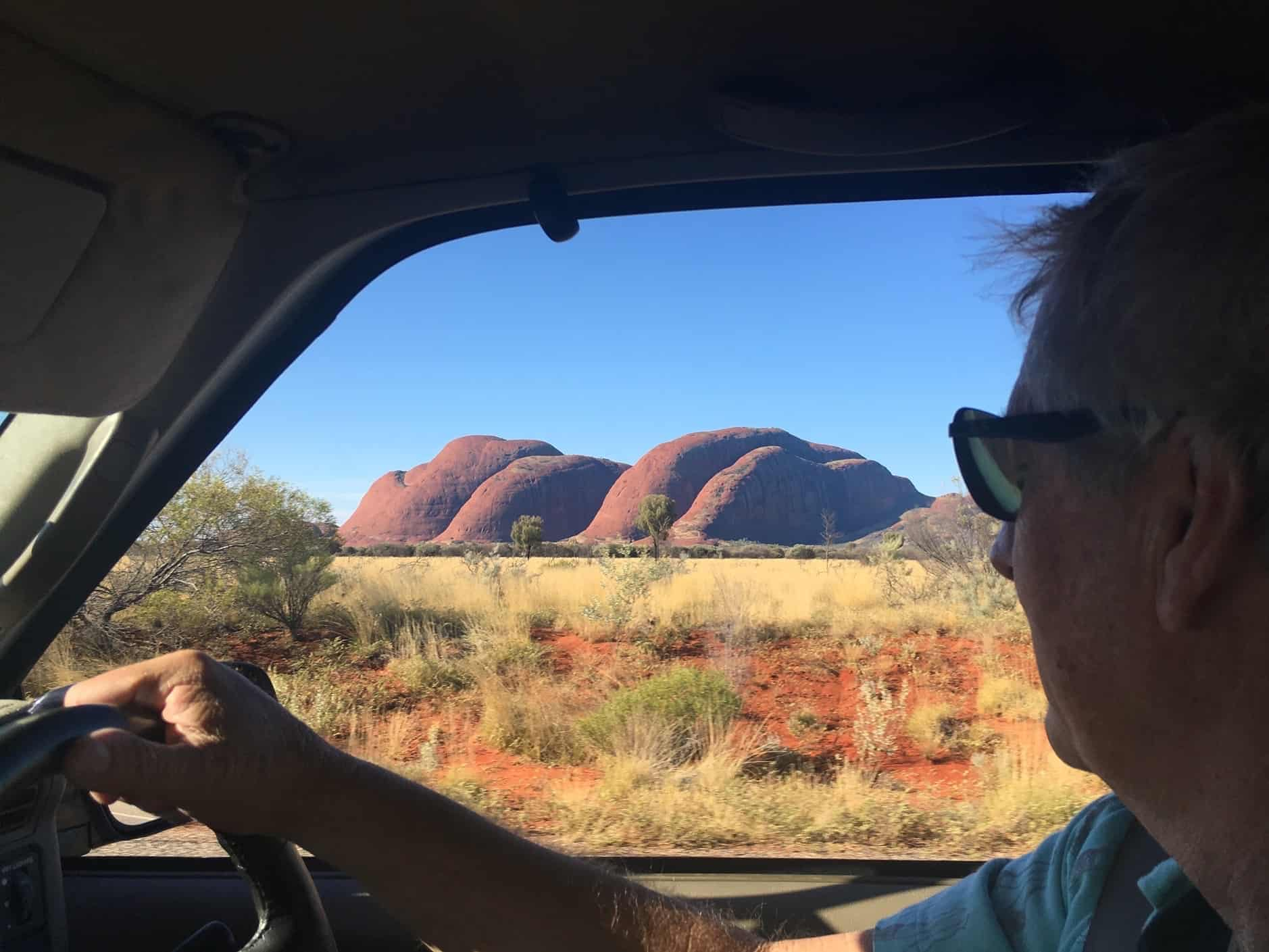 Kata Tjuta: more than just a bunch of red boulders