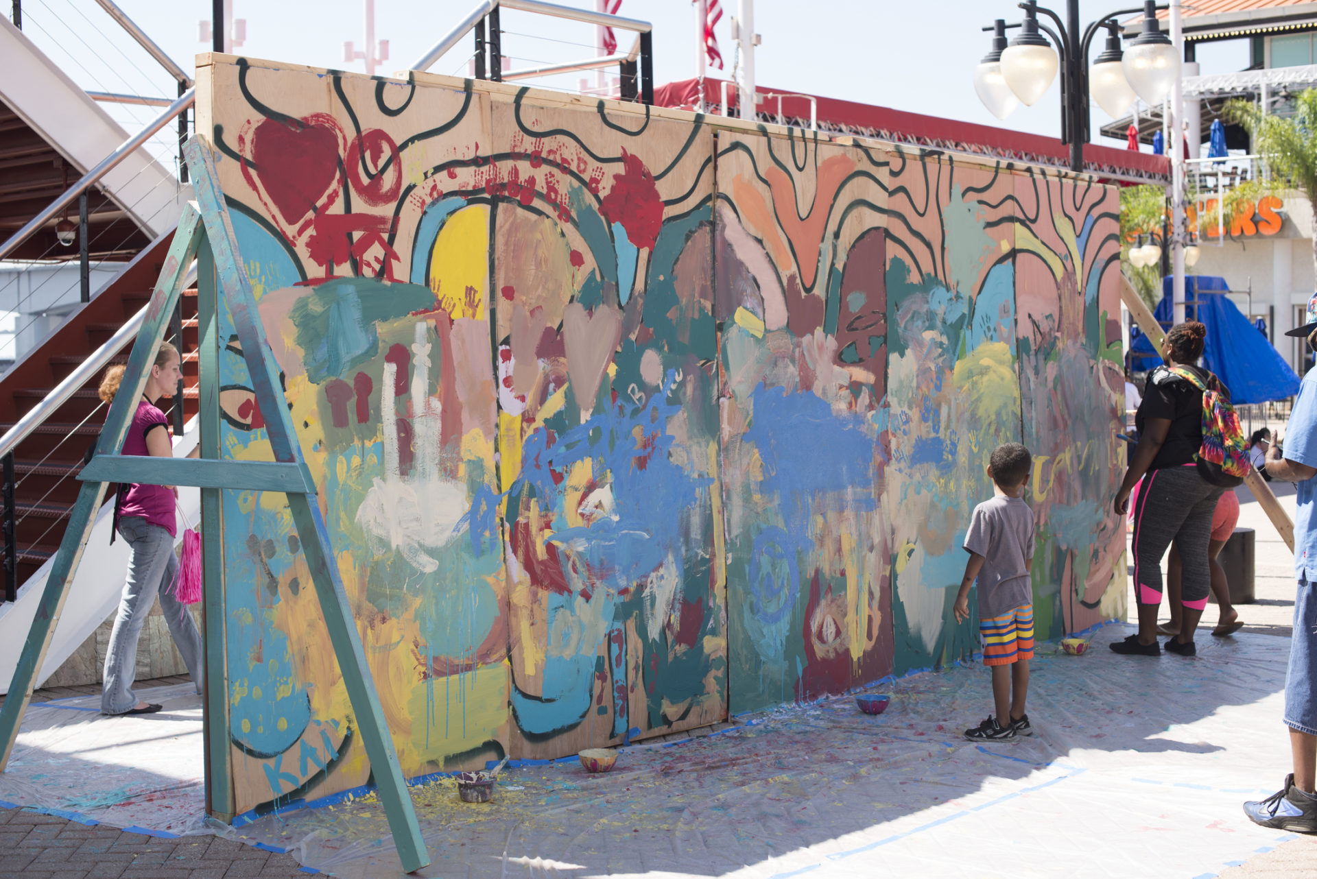 Get The Kids Interested In Art History With Graffiti