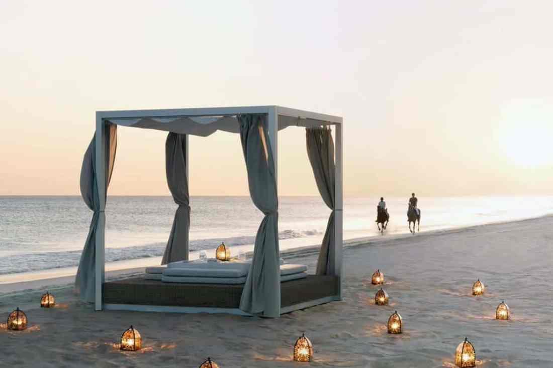Image: Al Baleed Resort