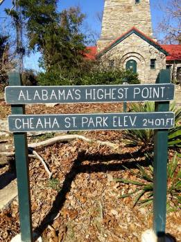 Cheaha State Park- Alabama State Parks
