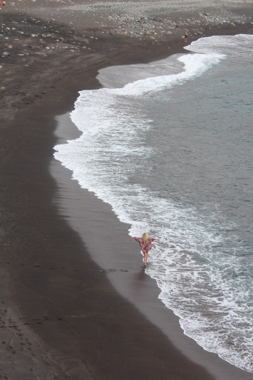 Black Sand Beach - Before