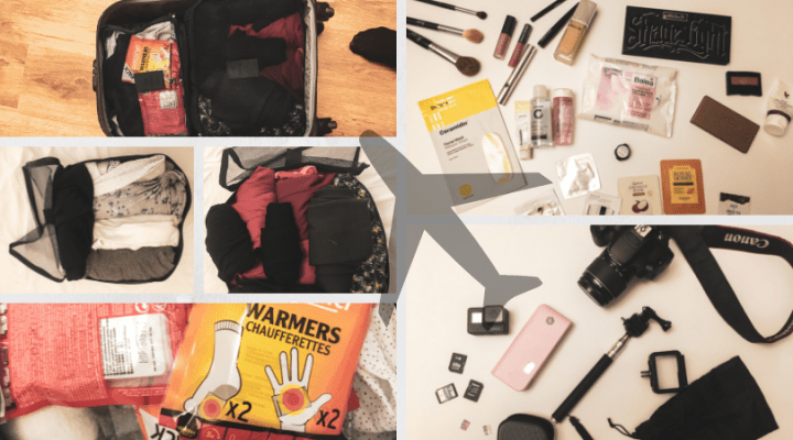Packing for the Arctic Circle – 6 Flights, 2 destinations in ONE carry-on