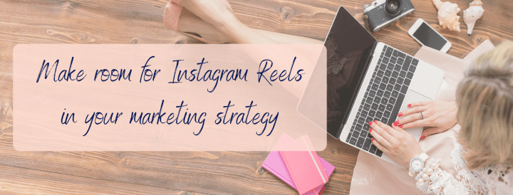 promote your business using instagram reels