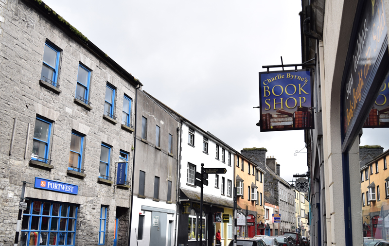 Charlie-Byrnes-Bookshop-in-Galway-City-Ireland