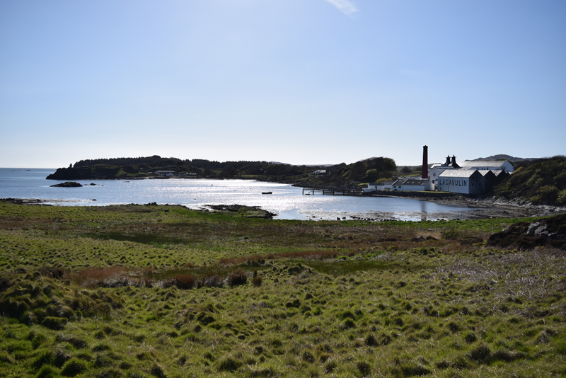 10-View-of-Lagavulin-Distillery---Scottish-Routes-Whisky-Tour--Islay-Scotland-4-Day-Holiday