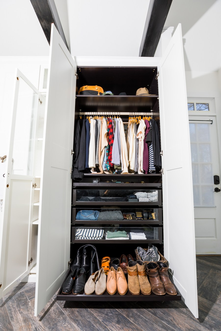 Inside My Closet Tour And Interview Where With Elle