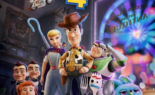 Toy Story 4 Available As A Download Or Stream