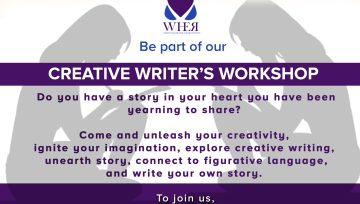 CREATIVE WRITER'S WORKSHOP