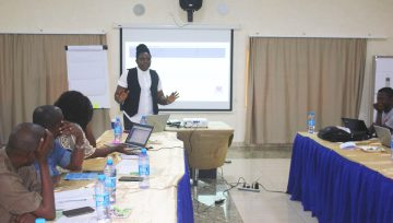 Building the Capacity of Media Personnel's in Nigeria on Human Rights and Gender Diversity