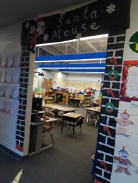 Door Decorating Contest - Windy Hill Elementary School Library
