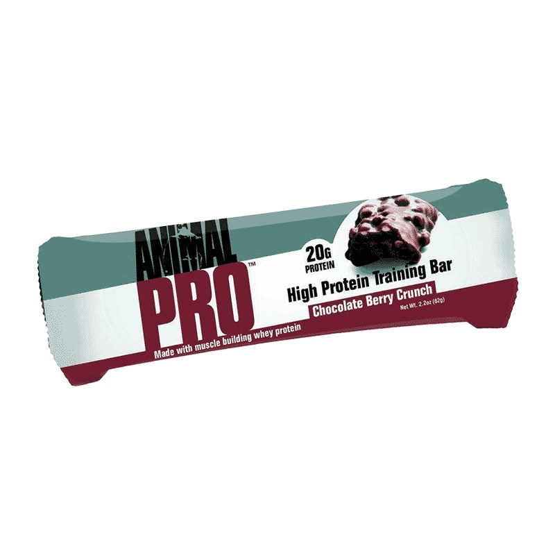 animal pro chocolate berry crunch universal nutrition