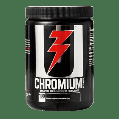 chromium picolinate 100 capsulas universal nutrition