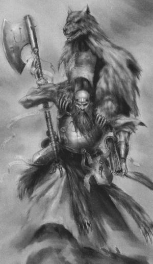 Warrior Priest of Ulric  Warhammer  Age of Sigmar