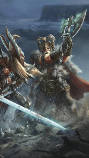 Gotrek Starbreaker Warhammer Age Of Sigmar Lexicanum