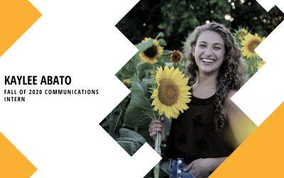 Fall 2020 Intern: Kaylee Abato