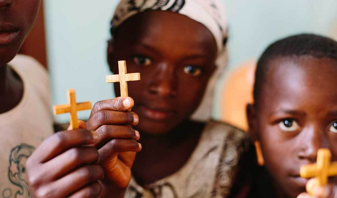 Partnering with World Hope this Christmas?